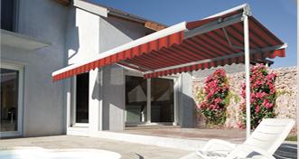Terrasse - Grenat